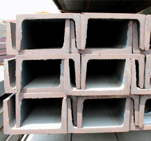 Parallel Flange Channels-Stock