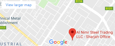 Sharjah Office Map